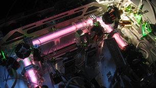 Space plasma experiment